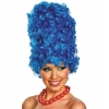 The Simpsons Marge Deluxe Glam Adult Wig